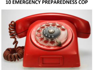 10 Emergency Preparedness – How To Safely